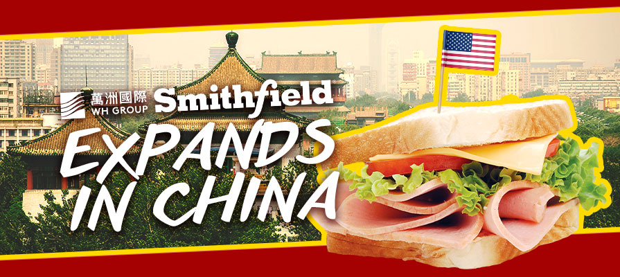 Smithfield Foods Expands Into China