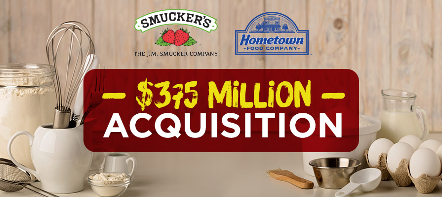 Hometown Food Company Closes the Acquisition of $375 Million Portfolio from J.M. Smucker's