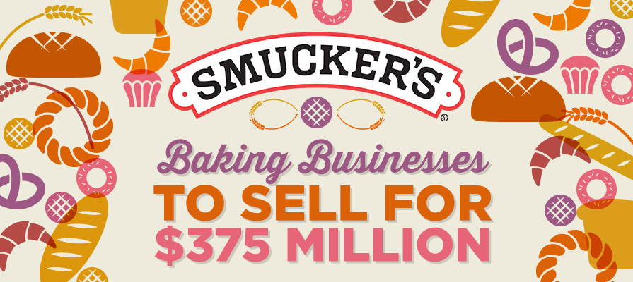 The J.M. Smucker Company to Sell U.S. Baking Business Brands for $375 Million