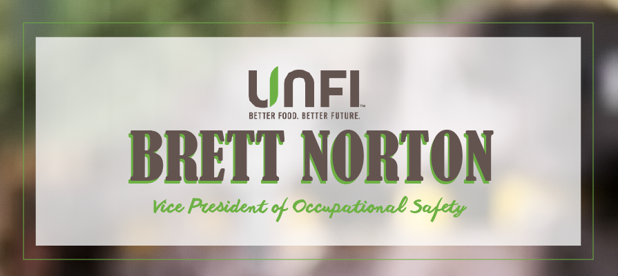 United Natural Foods, Inc. Names Brett Norton as Vice President of Occupational Safety as the Risk and Safety Team is Recognized as the Gold Winner of the 2020 Golden Bridge Business and Innovation Awards