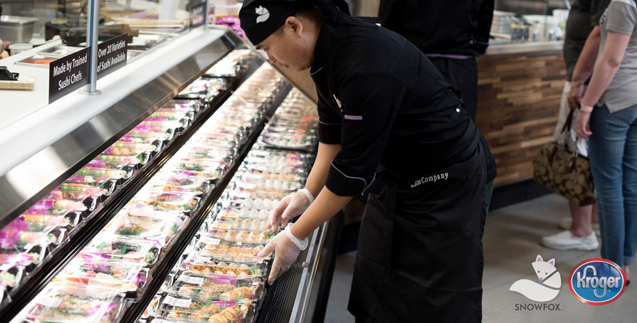 JFE Franchising Inc. Partners With Kroger to Bring 56 Snowfox Sushi Bars to Michigan Stores