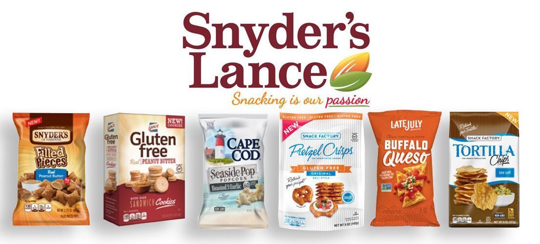 Snyder's Expands Several Product Lines and Introduces New Snack Items