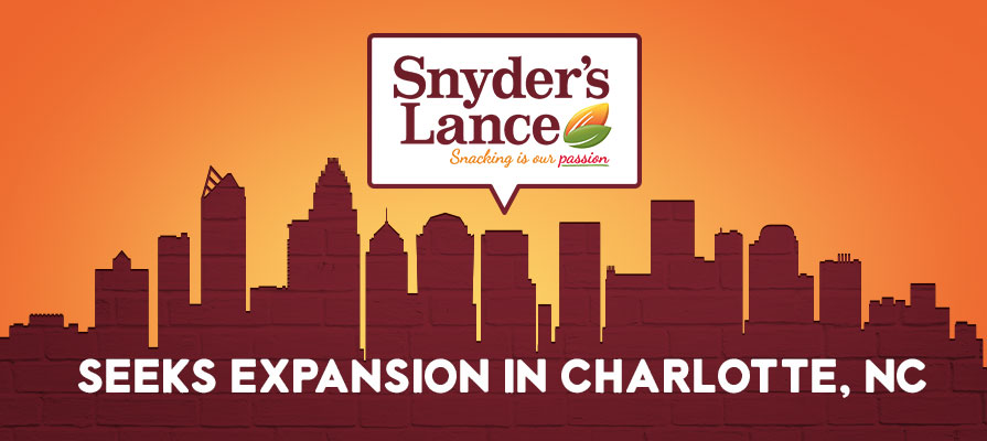 Snyder's-Lance Seeks Incentives for $38 Million Expansion