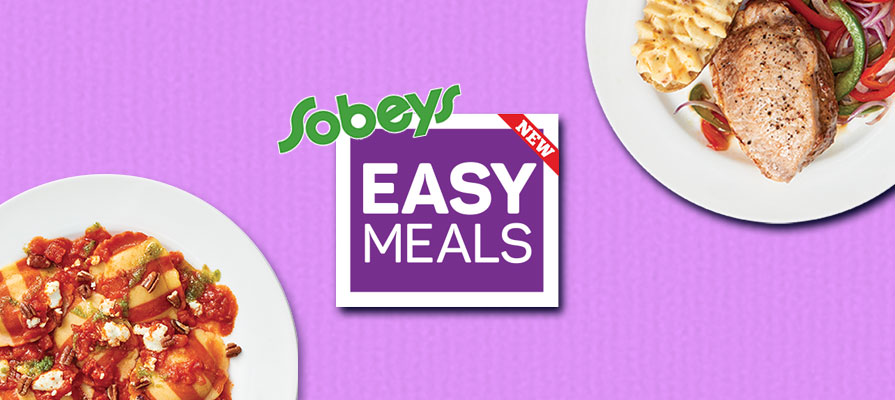Sobeys Launches New Meal Kit Program for Canadian Shoppers