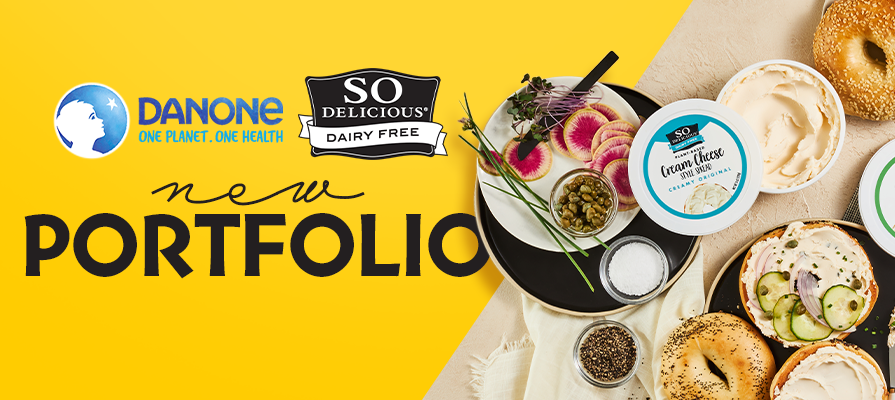 Danone's So Delicious Dairy Free Launches New Plant-Based Cheese Alternatives