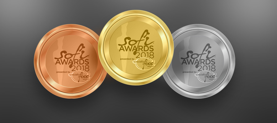 Specialty Food Association Announces 2018 sofi Award Winners