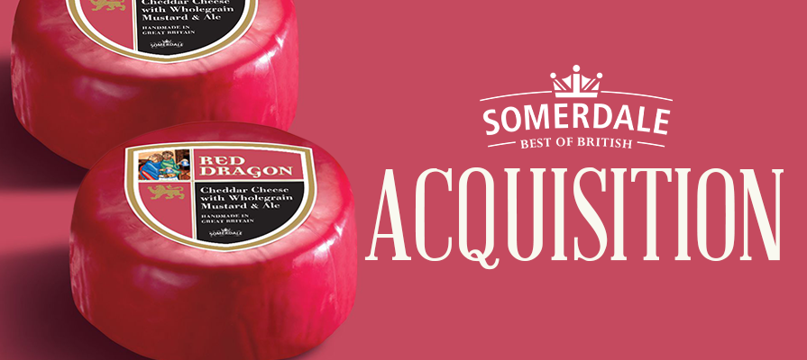 Somerdale International Acquires Abergavenny Fine Foods' Blended Cheese Business