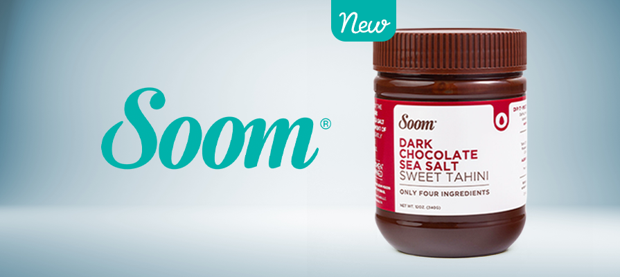 Soom Foods Launches New Tahini Spread