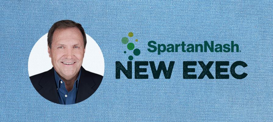 SpartanNash Names David W. Sisk President, MDV