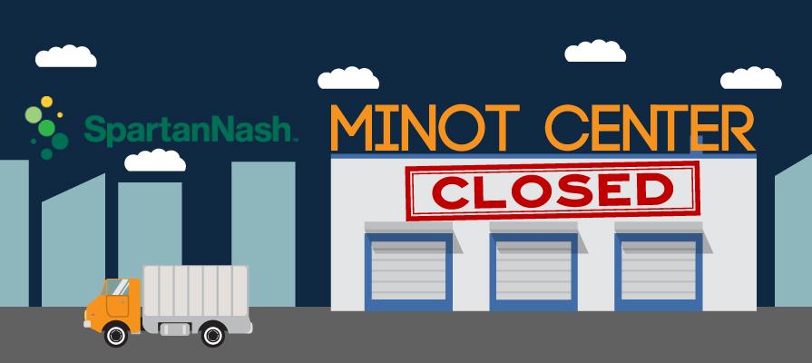 SpartanNash Shutters its Minot, North Dakota, Distribution Center
