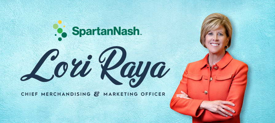 SpartanNash Company Hires Albertsons Vet Lori Raya As New Chief Merchandising and Marketing Officer