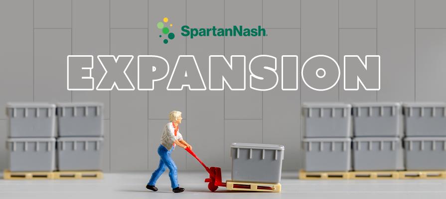 SpartanNash Preps for New Micro-Fulfillment Center; Tony Sarsam and Tom Swanson Detail