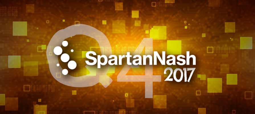 SpartanNash Announces Fourth Quarter and Fiscal Year 2017 Financial Results, Plans to Invest