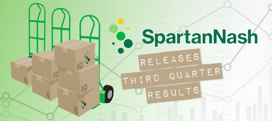 SpartanNash Announces Q3 Results, Major Partnership and Initiatives