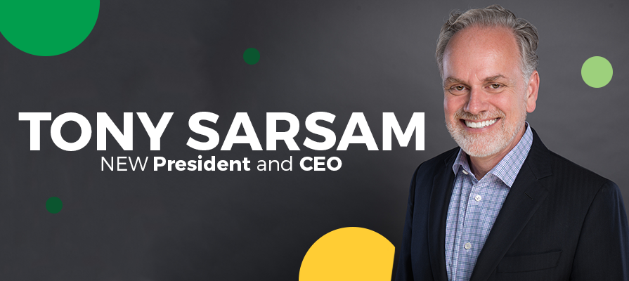 SpartanNash Welcomes Tony Sarsam as President and CEO