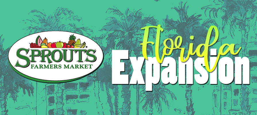 Continuing Its Florida Expansion, Sprouts Opens Stores in Jacksonville and Oviedo