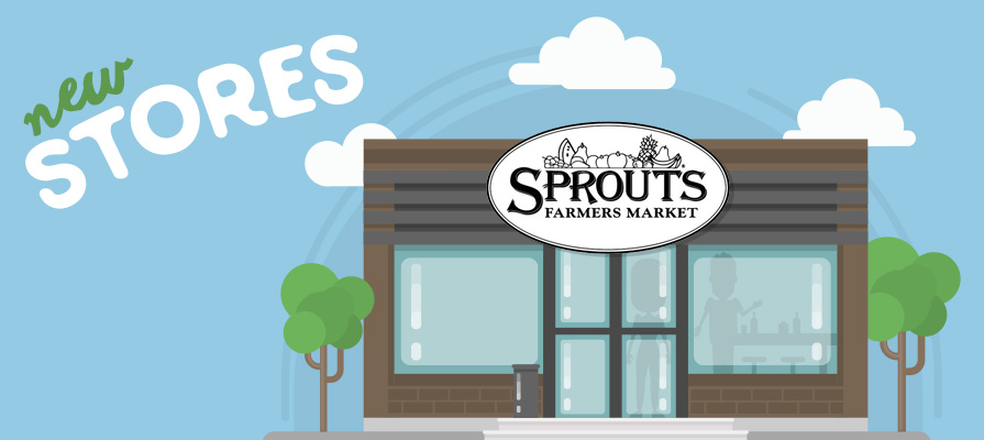 Sprouts Announces New Stores to Open the Third Quarter of 2018