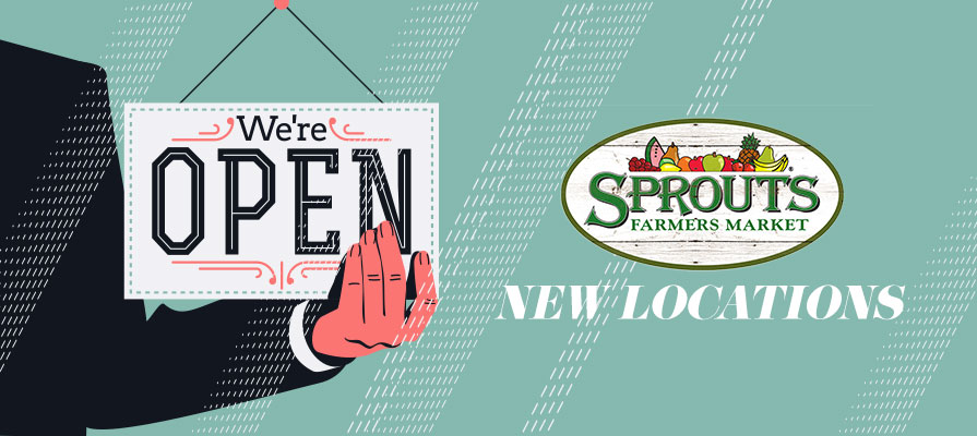 Sprouts Announces New Stores for Q2 2018