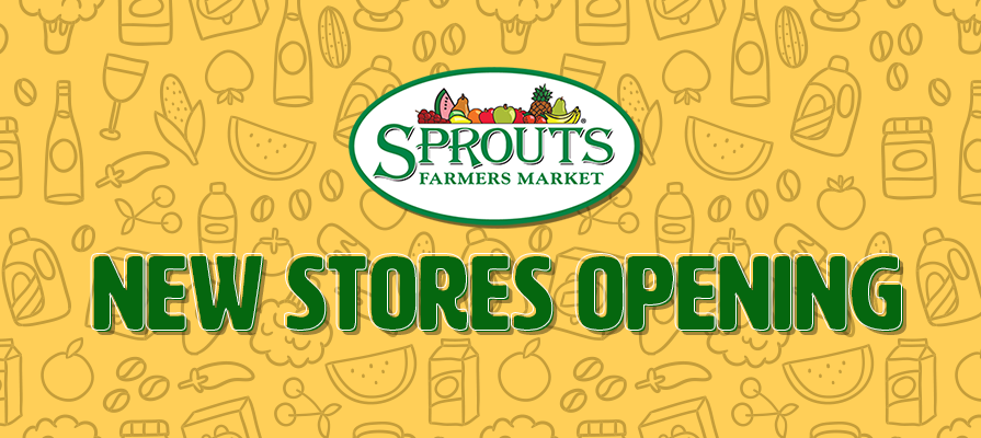 Sprouts Farmers Market Opens New Stores in Washington and California