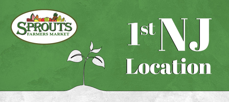 Sprouts Farmers Market to Open First New Jersey Store, Hires 150 Employees