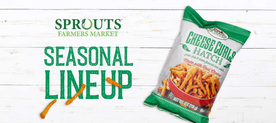 Sprouts Farmers Market Rolls Out New Seasonal Lineup; Jac Ross Comments