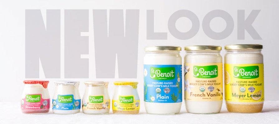 St. Benoit Creamery Unveils Brand Refresh