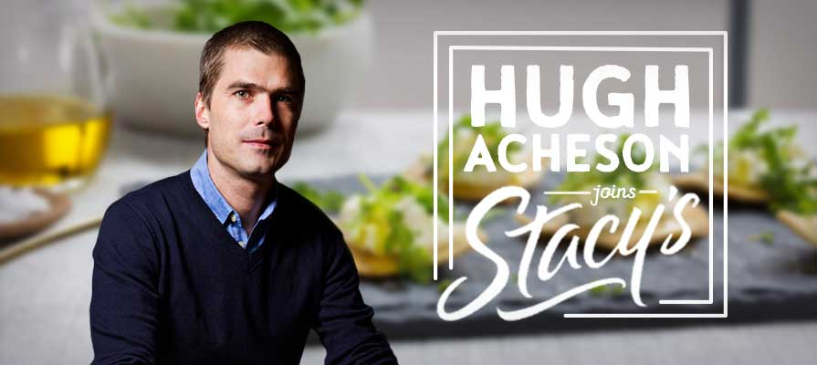 Award-Winning Chef Hugh Acheson Partners With Stacy's Snacks