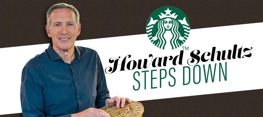 Howard Schultz To Bid Farewell To Starbucks After 40 Years Deli Market News
