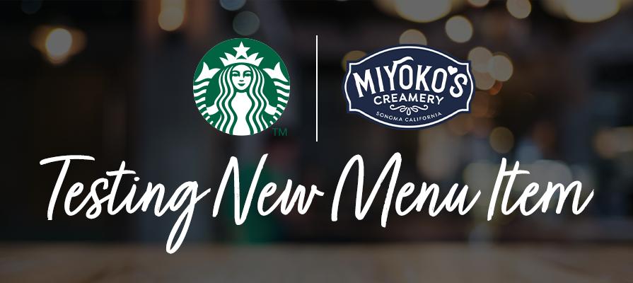 Starbucks Now Distributing Miyoko's Creamery Cashew Milk Cream Cheese