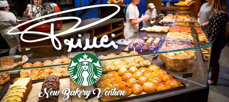 Starbucks Embarks On New Bakery Venture With Princi