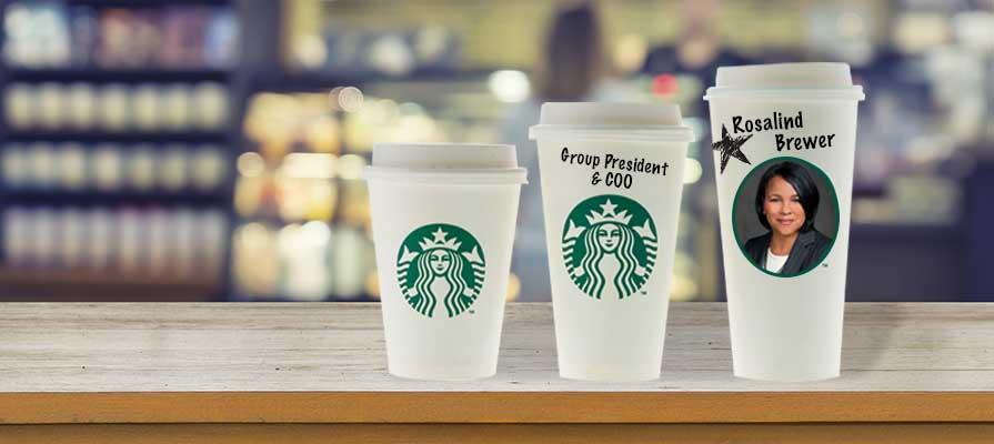 Former Sam's Club CEO Rosalind Brewer Joins Starbucks as Group President & COO