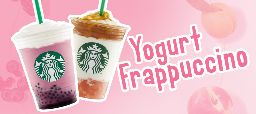 Starbucks Taps Yogurt in New Drinks