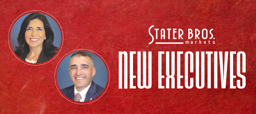 Stater Bros. Markets Promotes Paul Stoffel to Vice President of Marketing and Bertha Luna to Regional Vice President of Retail Operations
