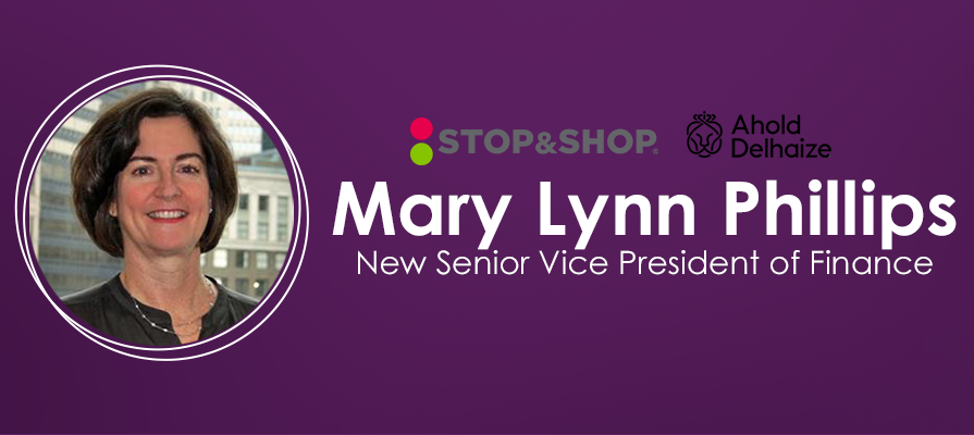 Ahold Delhaize Banner Stop & Shop Appoints Mary Lynn Phillips to Senior Vice President of Finance Role