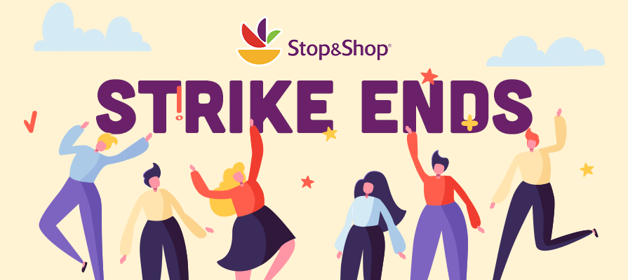 Stop & Shop Reaches Tentative Deal with 31,000 Striking Employees