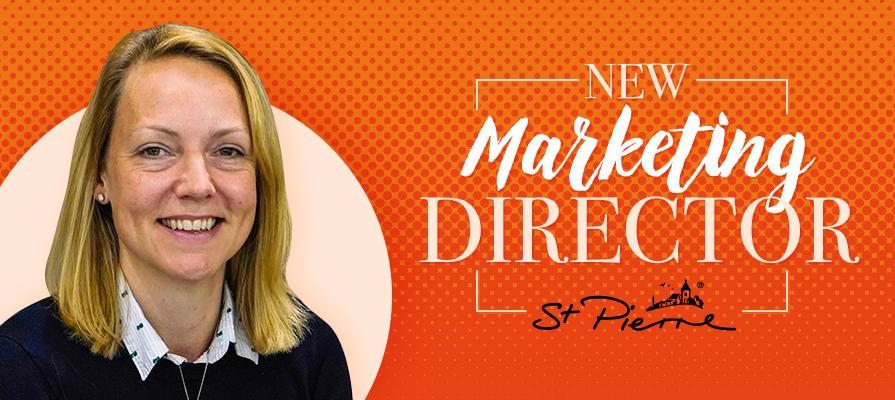 St Pierre Appoints Jen Danby as New Marketing Director