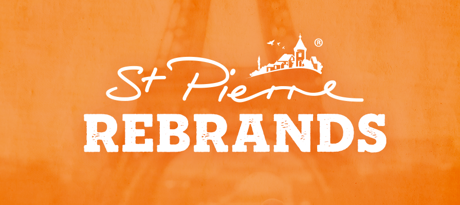 St. Pierre Rebrands, Wins Spot at Tesco