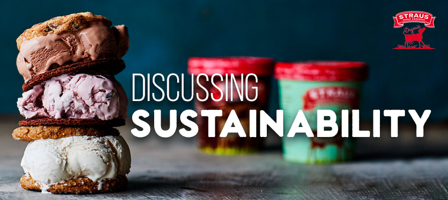 Straus Family Creamery's Founder and CEO Albert Straus Discusses Sustainability