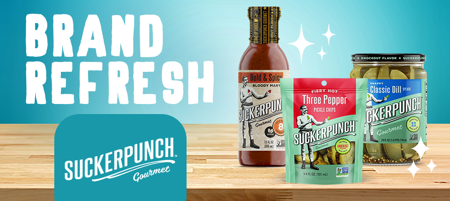 SuckerPunch Gourmet Kicks Off New Year With Rebrand