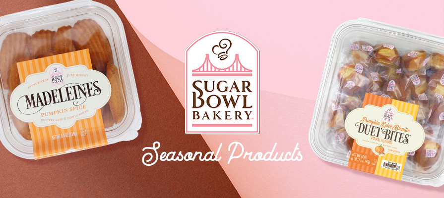 Sugar Bowl Bakery™ Vice President of Sales and Marketing Robyn DeFina Shares Seasonal Products to Hit Retail Shelves