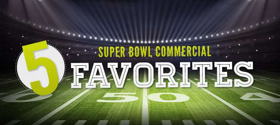 Super Bowl Commercials: Our 5 Favorite Foodie Ads from Sunday