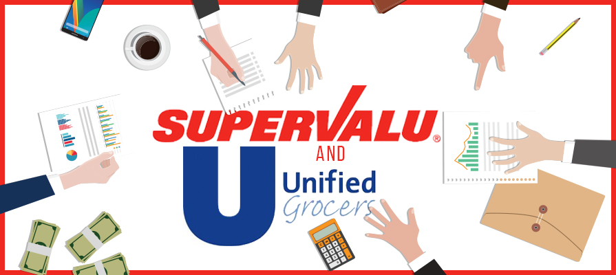 SuperValu to Acquire Unified Grocers