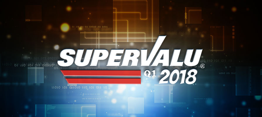 SuperValu Shares Leap as Wholesale Business Shines