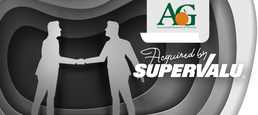 SuperValu to Acquire Associated Grocers of Florida for $180 Million; Announces