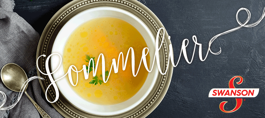 Swanson® Announces First-Ever Broth Sommelier