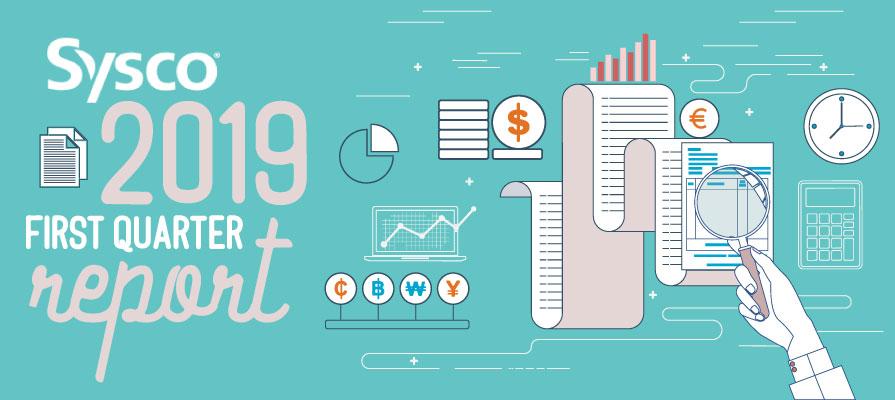 Sysco Reports First Quarter Fiscal 2019 Results   Deli