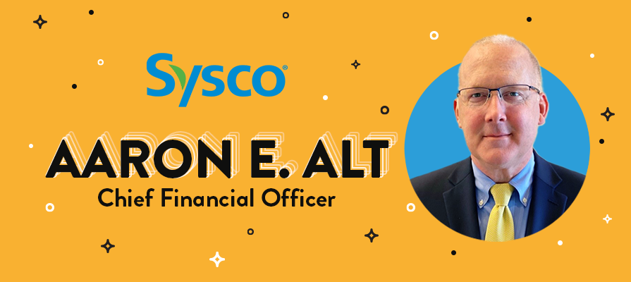 Sysco Appoints Aaron E. Alt New Chief Financial Officer