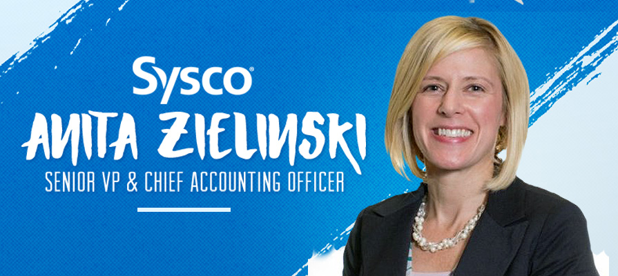 Sysco Appoints Anita Zielinski Senior Vice President and Chief Accounting Officer