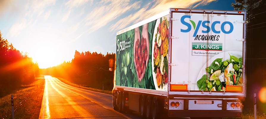 Sysco Acquires J. Kings Food Service Professionals
