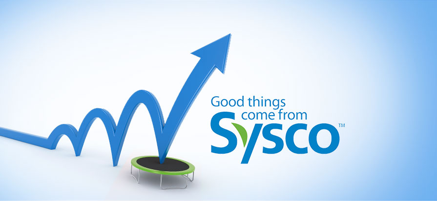 Sysco Corp. Stock Rises 10.7% after Q1 Report
